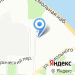 Питерстрой на карте Санкт-Петербурга