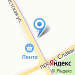 Промышленная Автоматизация-СЗ на карте Санкт-Петербурга