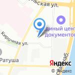 Монополист на карте Санкт-Петербурга