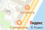 Схема проезда до компании Homefood в Санкт-Петербурге