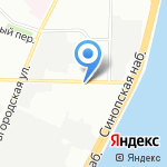 DM-Group на карте Санкт-Петербурга