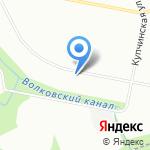 Двери-Гранит на карте Санкт-Петербурга