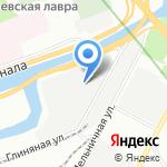 Завод промышленного оборудования на карте Санкт-Петербурга