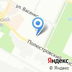 Пассажиравтотранс на карте Санкт-Петербурга