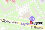 Схема проезда до компании Евро кебаб в Санкт-Петербурге
