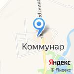 Гатчинский на карте Санкт-Петербурга
