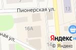 Схема проезда до компании Магазин №47 в Коммунаре
