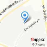 Сардоникс на карте Санкт-Петербурга