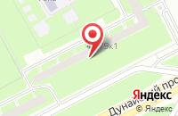 Схема проезда до компании Мега Принт в Санкт-Петербурге