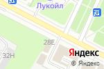 Схема проезда до компании Остров спорта в Санкт-Петербурге