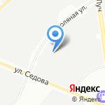 Тотал Инжиниринг на карте Санкт-Петербурга