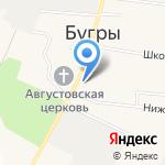 Стэк на карте Санкт-Петербурга