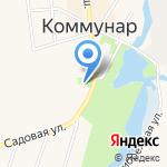 ЗАГС г. Коммунара на карте Санкт-Петербурга