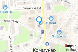 Двухкомнатная квартира в Коммунаре Гатчинский р-н, Ленинградское ш., 14