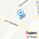 Авто Хаус Плюс на карте Санкт-Петербурга
