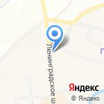 Мигом на карте Санкт-Петербурга