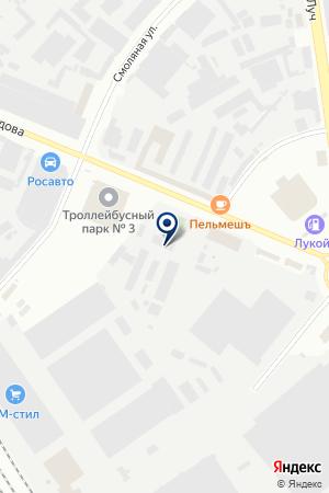 АВАРИЙНАЯ СЛУЖБА ПК ГОРОДСКОЕ ГАЗОВОЕ ХОЗЯЙСТВО ЛЕНГАЗ на карте Санкт-Петербурга
