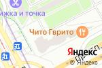 Схема проезда до компании Швейный Дом в Санкт-Петербурге