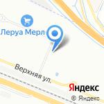 СтройДом на карте Санкт-Петербурга