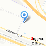 Каркас дом на карте Санкт-Петербурга