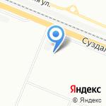Альфа-3 на карте Санкт-Петербурга