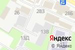 Схема проезда до компании АвтоПолюс 28 в Санкт-Петербурге