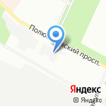 АвтоПолюс 28 на карте Санкт-Петербурга