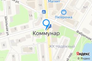 Однокомнатная квартира в Коммунаре Гатчинский р-н