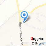 Igadget на карте Санкт-Петербурга