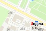 Схема проезда до компании Циклон в Санкт-Петербурге