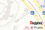 Схема проезда до компании Київська кав`ярня в