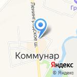 Концертно-выставочный зал на карте Санкт-Петербурга