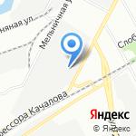 ШиК на карте Санкт-Петербурга