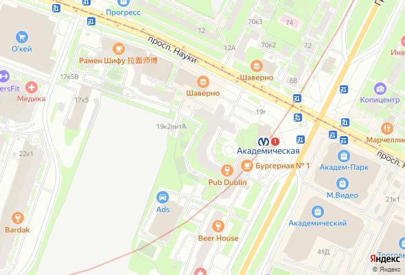 жилой комплекс Гражданка Сити-2