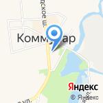 Флагман-видео на карте Санкт-Петербурга