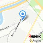 ЭП-Аудит на карте Санкт-Петербурга