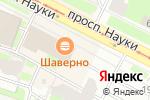 Схема проезда до компании Elegant Street в Санкт-Петербурге