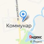 Ногтевая студия Буйновой на карте Санкт-Петербурга