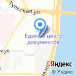 Невская Рукодельница на карте Санкт-Петербурга