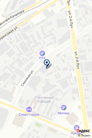 ТД ПРОФИТ РОЛЛ на карте Санкт-Петербурга