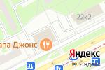 Схема проезда до компании Алина-Тур в Санкт-Петербурге