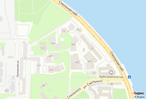 ЖК Смольный парк