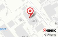 Схема проезда до компании Завод Пластмассовой Фурнитуры в Санкт-Петербурге