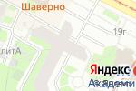 Схема проезда до компании На Гражданском, ТСЖ в Санкт-Петербурге