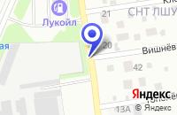 Схема проезда до компании КАЗАНСКОЕ КЛАДБИЩЕ в Пушкине