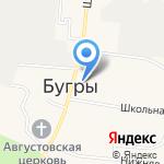 СаДоМиК на карте Санкт-Петербурга