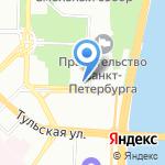 Diamond Gallery на карте Санкт-Петербурга