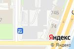 Схема проезда до компании Единый миграционный центр в Санкт-Петербурге