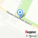 Дверников на карте Санкт-Петербурга