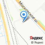 КОРОНА на карте Санкт-Петербурга